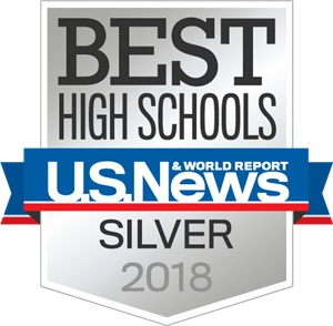 US News Silver Award 2018