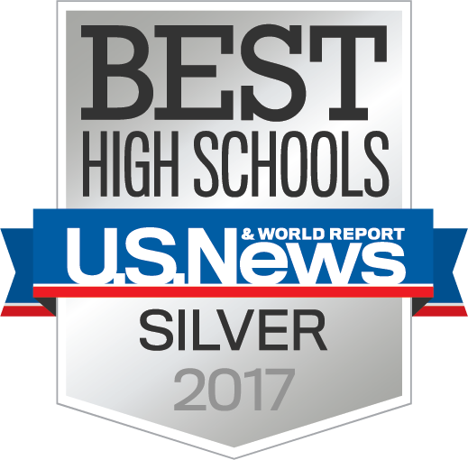 usnews best high schools logo
