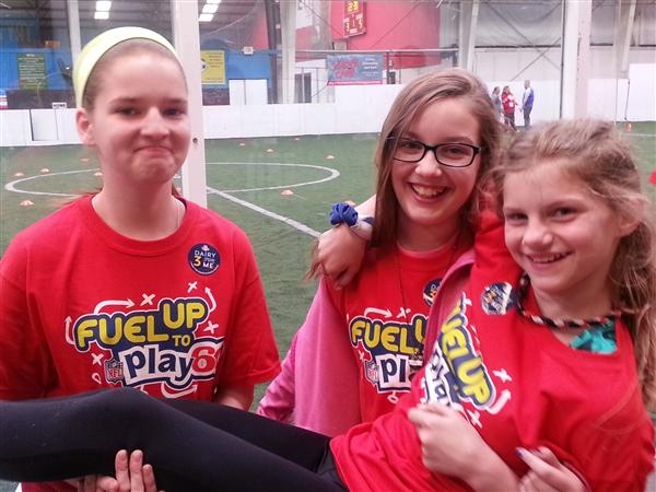 Fuel Up to Play 60  Rewards Summit