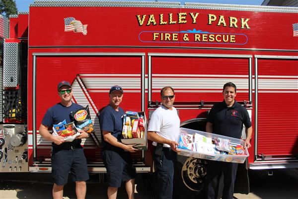VPMS Annual Collection for Valley Park Fire & Rescue